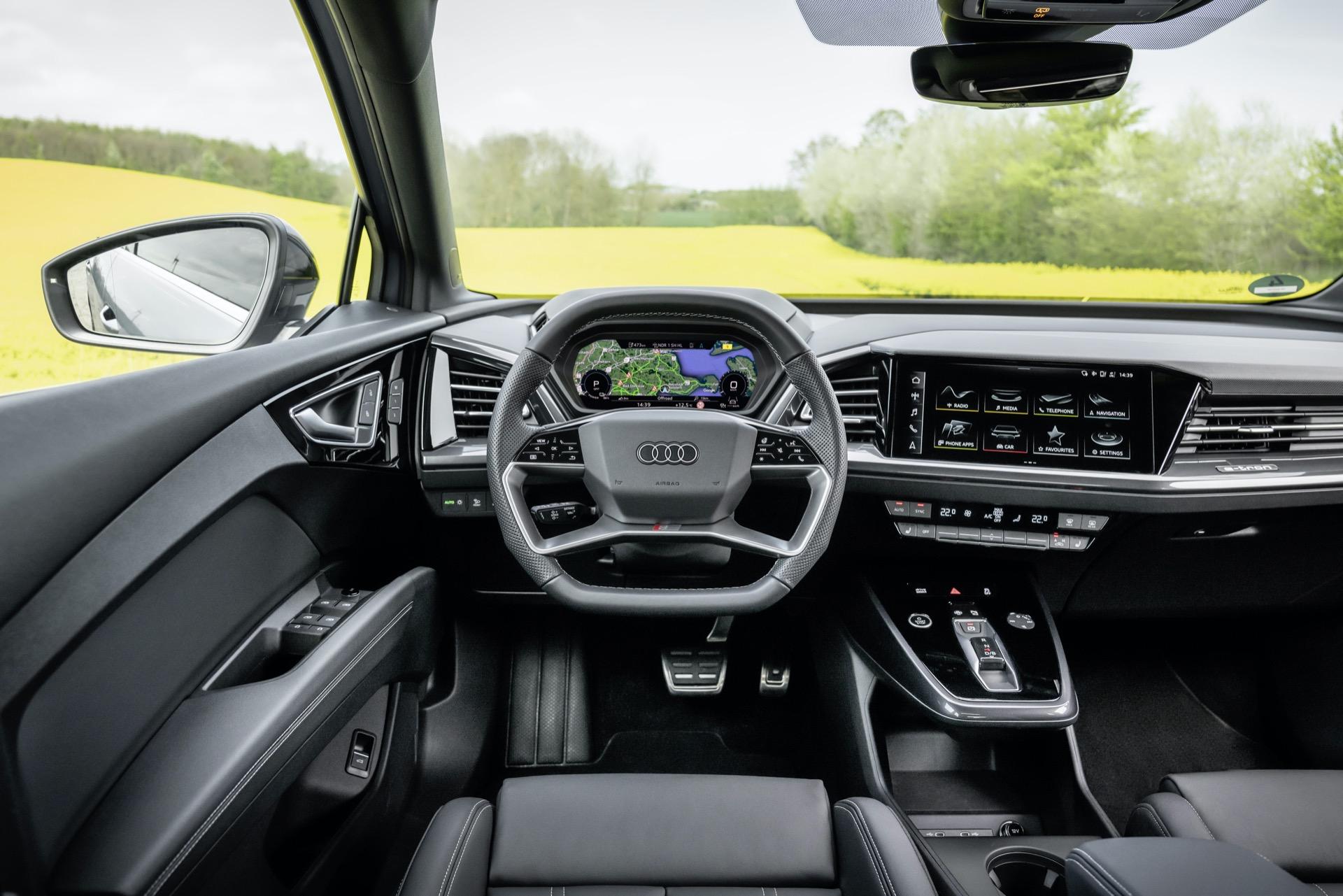 Audi Q4 Sportback 50 E Tron Quattro Edition One