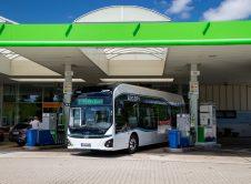 Bus Hidrogeno Alemania Hyundai
