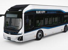 Bus Hidrogeno Hyundai Alemania