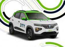 Dacia Spring Carsharing Madrid