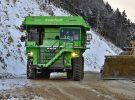 Este es el vehículo eléctrico más grande del mundo, el eDumper Lynx
