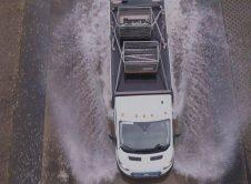 Ford E Transit Testing