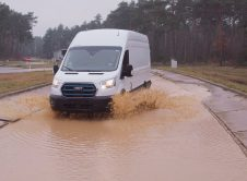 Durability Testing Includes Giant Potholes And Rough Road Surfac