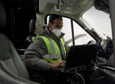 Ford Engineers Test Vans In Conditions Above And Beyond Anything