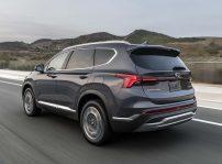 2021 Hyundai Santa Fe 100764927 H