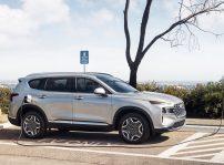 2022 Hyundai Santa Fe Plug In Hybrid 100795820 H