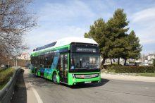 ALSA asegura que solo comprará autobuses eléctricos a partir de 2030