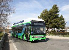 Autobuses Alsa Electricos