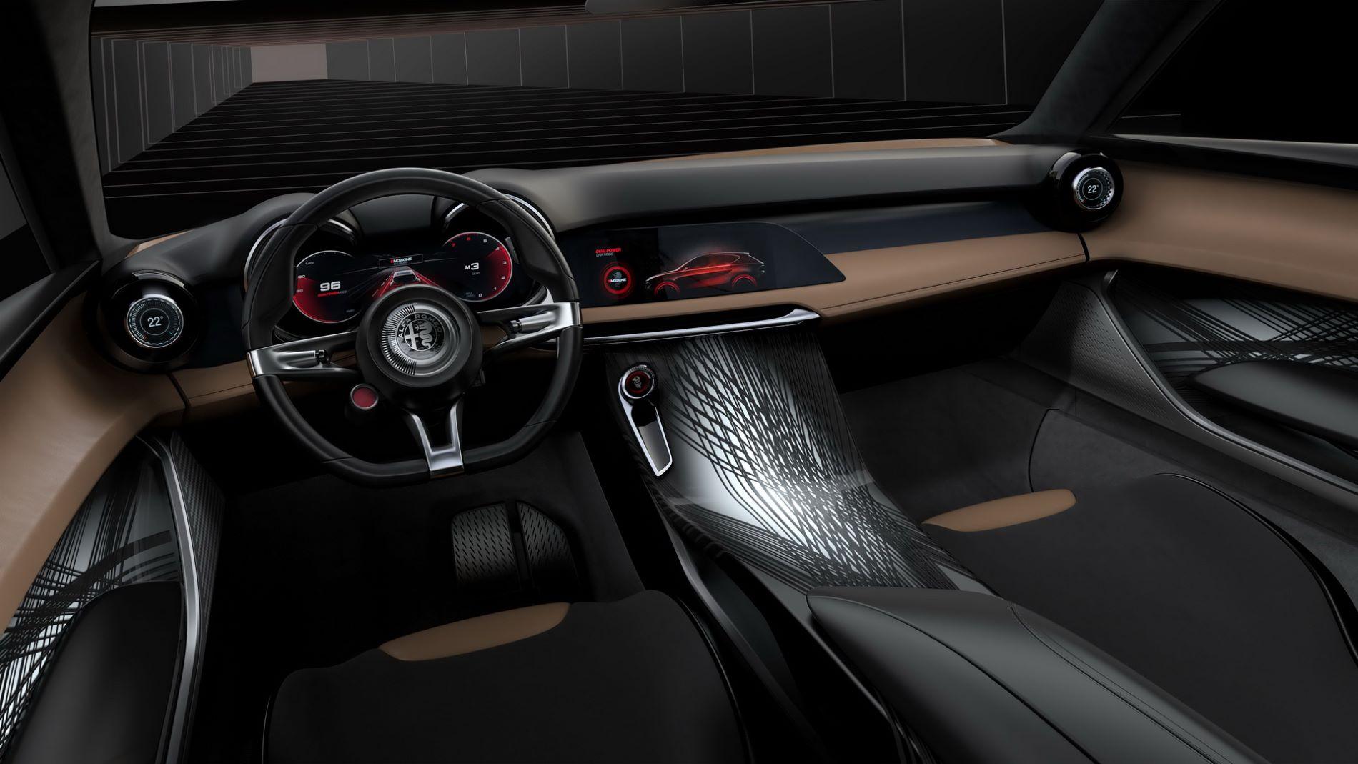 Alfa Romeo Tonale Interior