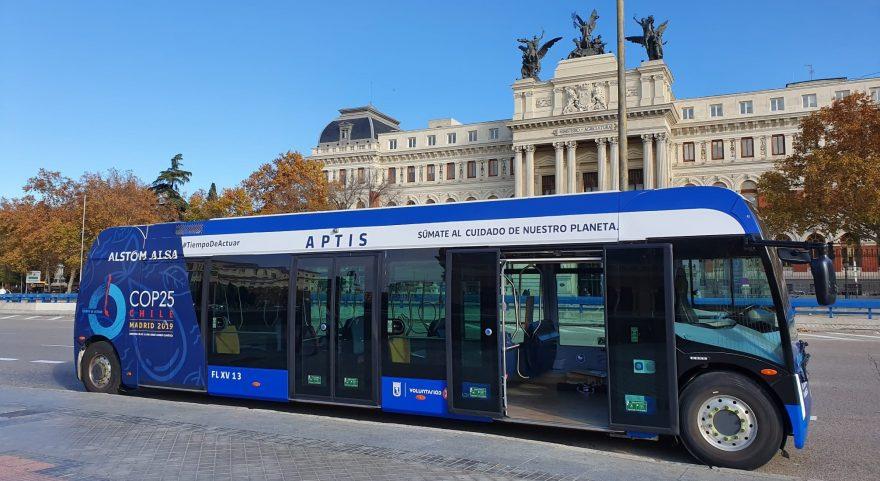 Alsa Autobuses Eléctricos 2