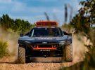 Audi muestra el RS Q e-tron con el que competirá en el Dakar 2022