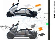 Bmw Scooter Ec 04 100
