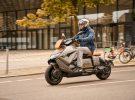 BMW CE 04, el nuevo scooter eléctrico para usuarios exigentes