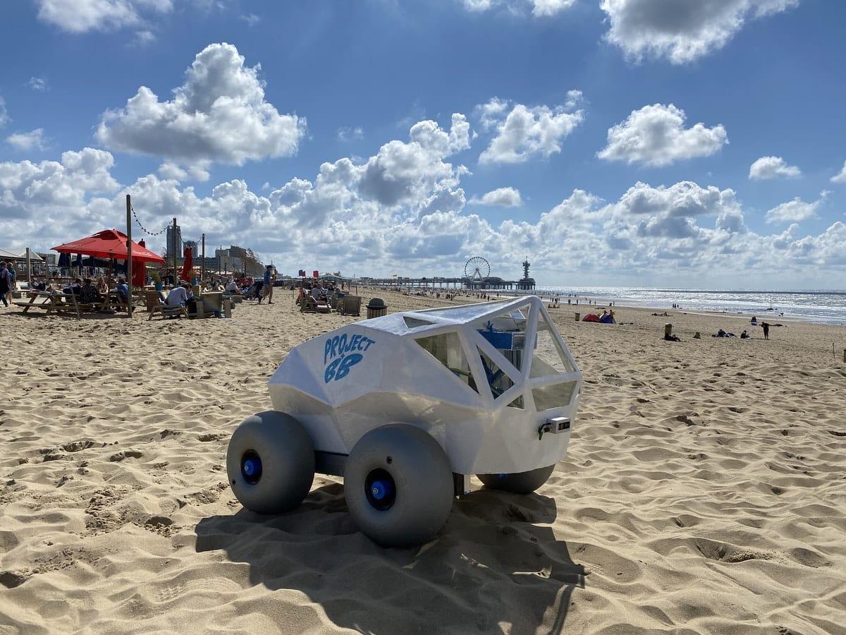Beachbot 1