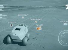 Beachbot Vision