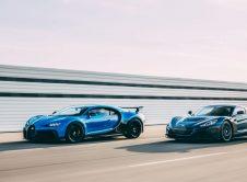 Bugatti Chiron Rimac Side