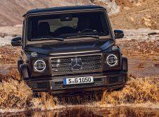 Mercedes Benz G Class Eqg River