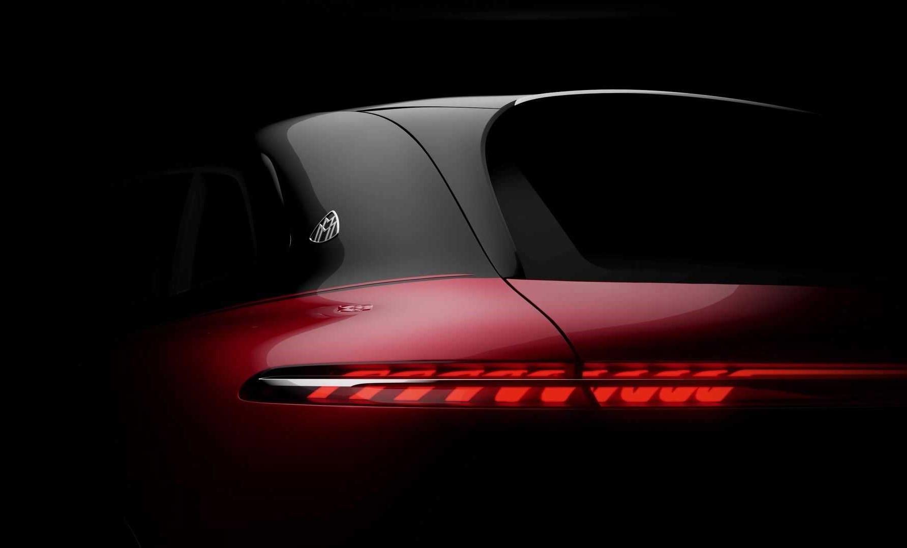 Mercedes Maybach Concept