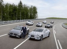 Mercedes Benz Stellt Weichen Für Vollelektrisches Zeitalter Mercedes Benz Prepares To Go All Electric