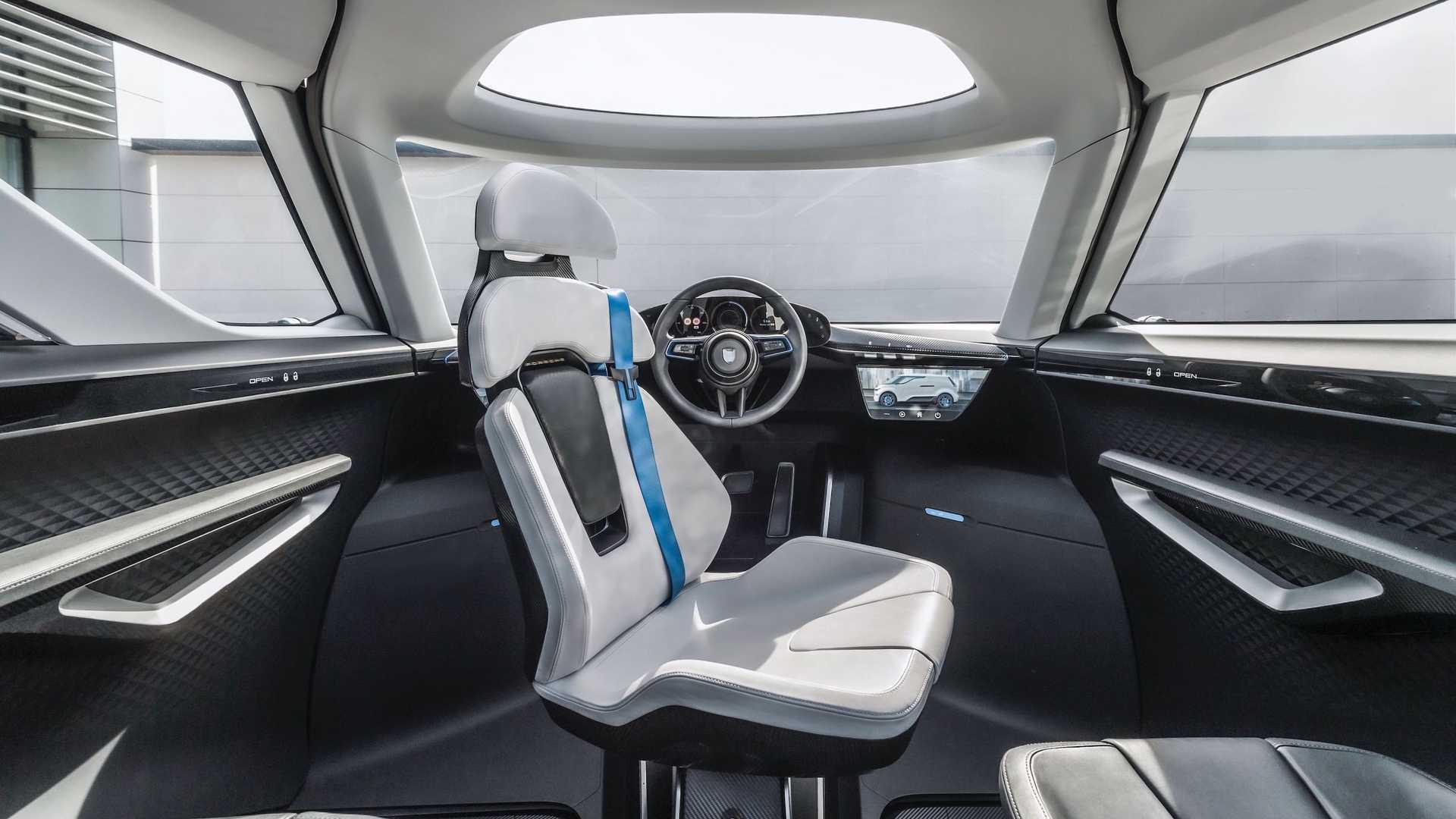 Porsche Vision Renndients Protipo