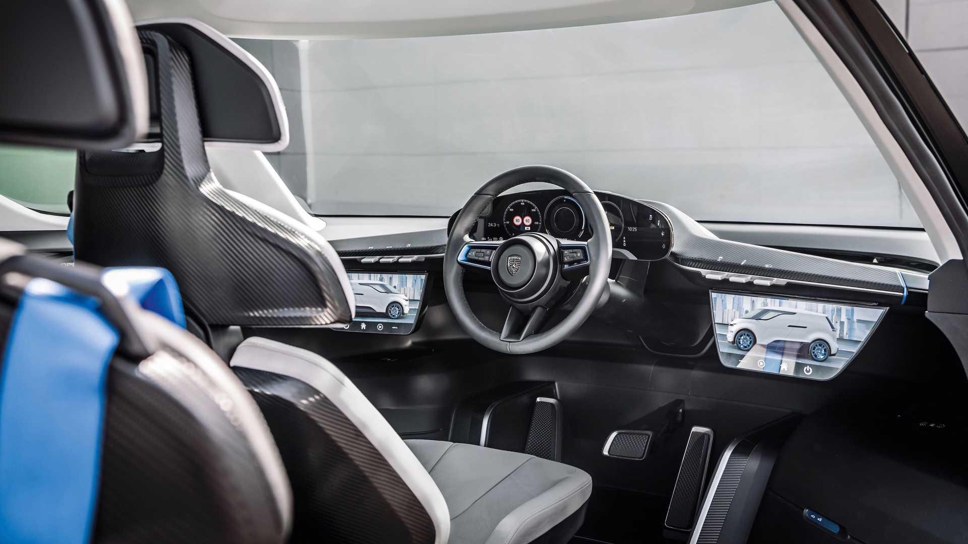 Porsche Vision Renndients Prototipo