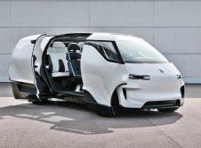 Porsche Vision Renndients View