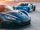 Bajo el control de Rimac, el futuro de Bugatti es eléctrico