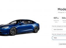 Tesla Model S Delivery Spain