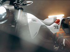 Zero Motorcycle Fxe Close View