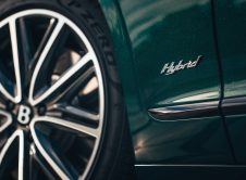 Bentley Flying Spur Hybrid 8