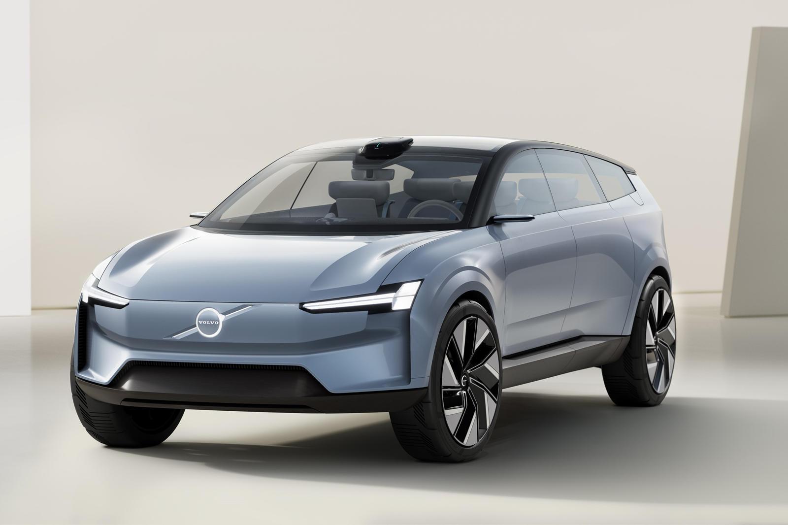 Volvo Concept Recharge8
