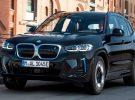 El BMW iX3 se actualiza con un nuevo diseño más moderno