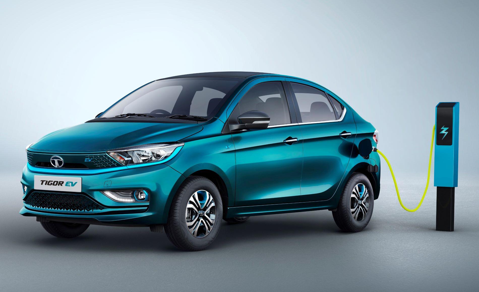 Tata Motors Tigor Ev Charging
