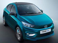 Tata Motors Tigor Ev Front