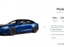 Tesla Model S Long Range Precio España Agosto21