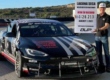 Tesla Model S Plaid Laguna Seca Record