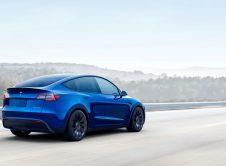 Tesla Modely Blue Highway