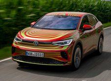 Volkswagen Id5 Gtx Front
