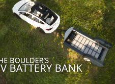 Colorado Teardrops Boulder Ev Camping Trailer 100802496 H