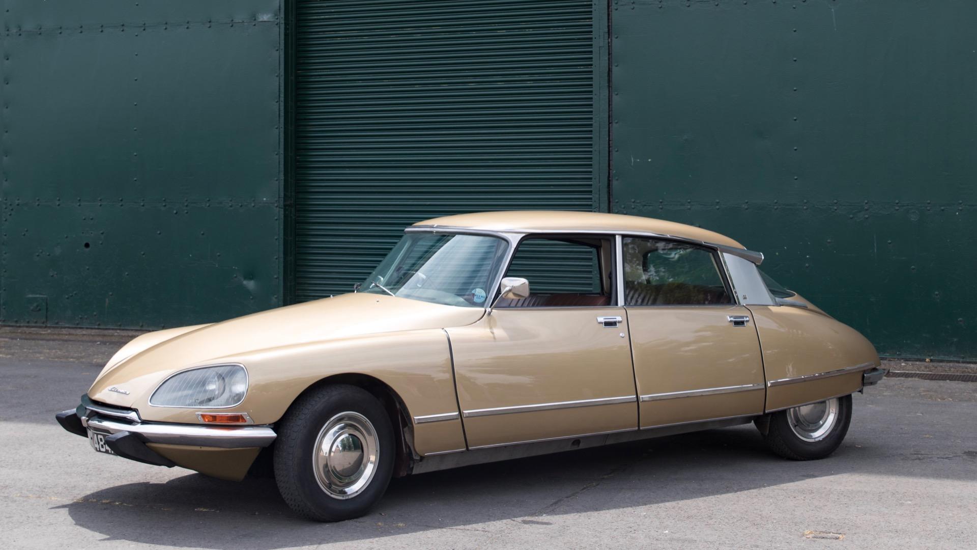 Electrogenic 1971 Citron Ds Ev Conversion 100800772 H