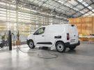 Así es la nueva Citroën ë-Berlingo VAN, una furgoneta comercial con 275 km de autonomía