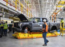 Ford F150 Lightning Production