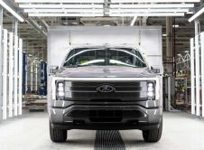 Ford F150 Lightning Production Front