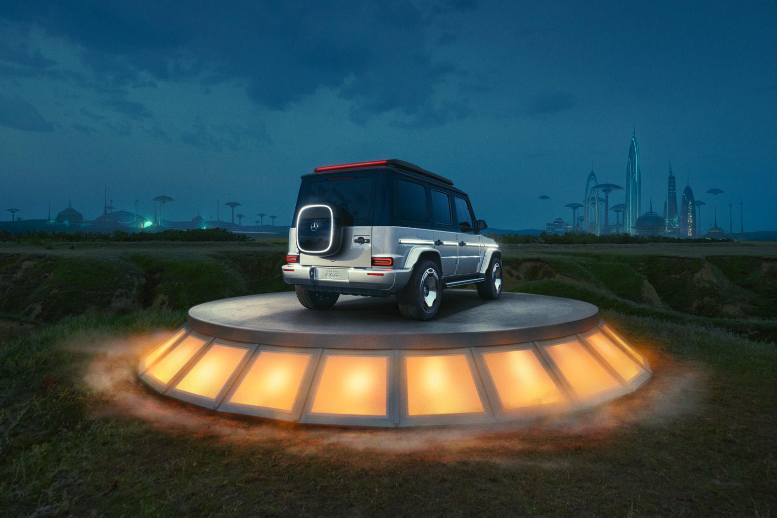 Mercedes Benz Eqg Concept Mh 2