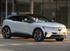 Renault Megane Electric Side