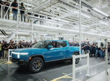 Rivian R1t Production Normal