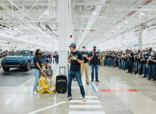 Rivian R1t Production Normal Employees