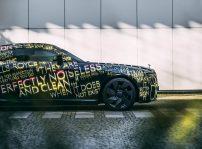 Rolls Royce Spectre 4