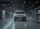 Hyundai RHGV, así es el nuevo vehículo de rescate con generador de hidrógeno