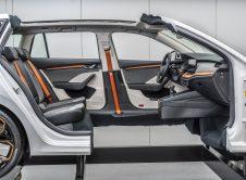 Škoda Auto, Eko Materiály, Inovační Inkubátor, řez, Škoda Octavia